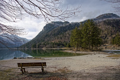 Bench by the lake, Lago del Predil, Italy (Iztok Alf Kurnik) Tags: travel winter wallpaper italy panorama lake nature beautiful bench landscape italia postcard peaceful panoramic meditation lonelyplanet wintertime relaxation desktopwallpaper nationalgeographic globetrekker naturelover travelguide natureart panoramicview travelphotography beautifulnature peacefulplace panoramicphotography travelitaly tarvisio traveltheworld naturebeauty beautifulplace tripadvisor relaxationplace landscapeview placeformeditation naturewallpaper naturepostcard peacefulnature postcardphotography lagodelpredil wallpaperphotography wallpaperphoto showinmyeyes panoramicviewofthebeach fotobyiztokkurnik relaxationnature