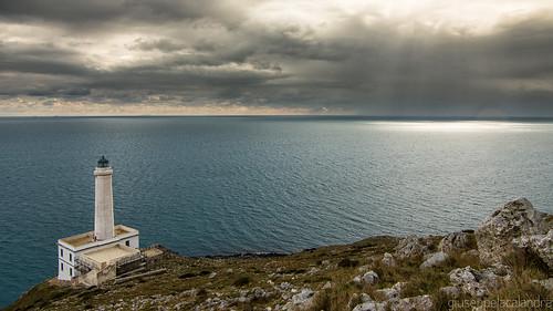 sea seascape landscape faro camino pentax coastal otranto... (Photo: Dùnadan on Flickr)