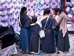 Otavalo market (Eerika Schulz) Tags: ecuador market markt otavalo