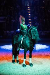 Apassionata - Die Goldene Spur - 2015 in Nrnberg (kai.anton) Tags: horse germany bayern deutschland bavaria nuremberg pferd nrnberg apassionata frankenfranconia diegoldenespur