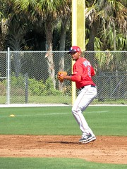 2016 Red Sox Spring Training - Workouts (murphman61) Tags: field boston spring baseball florida redsox fl practice ftmyers infield springtraining leecounty mlb drills fortmyers majorleague