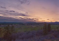 Colorado Sunset (Jesse Grubbs) Tags: sunset sun clouds jesse colorado cloudporn grubbs