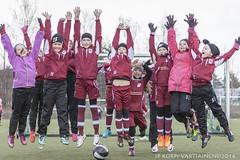 1604_FOOTBALL-116 (JP Korpi-Vartiainen) Tags: game girl sport finland football spring soccer hobby teenager april kuopio peli kevt jalkapallo tytt urheilu huhtikuu nuoret harjoitus pelata juniori nuori teini nuoriso pohjoissavo jalkapalloilija nappulajalkapalloilija younghararstus