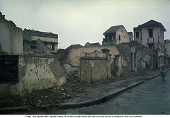 5571693 (ngao5) Tags: houses ruins politics north cities vietnam viet revolution area hanoi residential showing destroyed bombing raids cong resulting timeincnotown 5571693