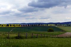 Expanse (Michael Eickelmann) Tags: landscape felder fields landschaft weite expanse flche