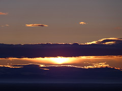 Gamrie Bay 3 (Saf37y) Tags: sunset sea clouds coast scotland aberdeenshire seashore morayfirth gardenstown gamriebay