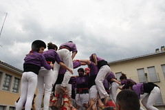 IMG_4206 (Colla Castellera de Figueres) Tags: cristina towers salt girona human castellers figueres sta pla emporda trobada estany 2016 colla castells minyons actuacio vailets marrecs colles gavarres castellera gironines ccfigueres esperxats