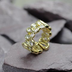 18 Carat Gold Eternity Ring (loxy681) Tags: jewellery ring necklace jewellers wedding engagement eternity