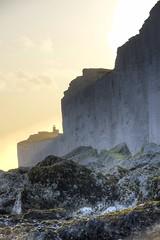The Sea Calls (pauldunn52) Tags: sunset england lighthouse sussex chalk head cliffs belle beachy tout