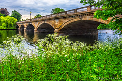 Bridge at the Serpentine (James Neeley) Tags: london hydepark serpentine serpentinebridge jamesneeley
