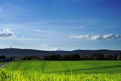 Oberursel im Taunus (Physxr88) Tags: himmel landschaft taunus hdr oberursel