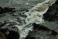DSC00858 (Emily Hanley Photography) Tags: sea water wales rocks waves crash sony stormy spray splash rockpools fastshutterspeed porthdinllaen