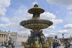 2016.04.14.044 PARIS - Place de la Concorde, fontaine des fleuves (alainmichot93) Tags: paris france statue seine architecture nikon ledefrance place fontaine placedelaconcorde jetdeau 2016 fontainedesfleuves