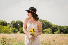IMG_9015 (simonenicolephotography) Tags: road flowers summer sky love nature girl smile field hat sunshine station lady clouds canon pose photography rebel 50mm nicole dallas dance texas simone dress fort walk 100mm gas adventure vogue sunflowers sunflower laugh worth dfw brunette ponder t3i