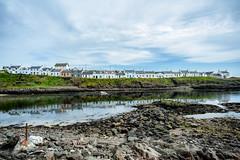 The Colors of Portnahaven (vihay) Tags: color scotland spring nikon voigtlander wideangle islay saturation nik 20mm portnahaven 2016 colorefex d700