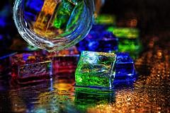 Glass tiles (WilliamND4) Tags: color macro glass colors wow nikon colorful bokeh tiles d750 tokina100mmf28atxprod tokina100mmf28lens nikond750