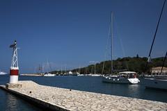 Boats (Vojinovic_Marko) Tags: travel sea water port boat dock nikon waterfront hellas greece seafront sivota ioniansea ionian syvota  grka   jonskomore d7200