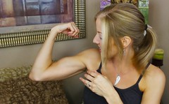 Chit Chat- Filler Touch-up Update/My Muscular Arms/A Few Favorites/YT Anniversary! (jeniferjbeauty) Tags: beauty chat skin muscular anniversary few touchup care workout fitness wrinkles chit routines filler armsa updatemy favoritesyt
