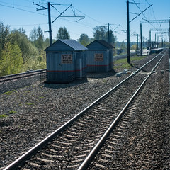 bei Atlashkino 1x1 (swissgoldeneagle) Tags: russia tracks eisenbahn railway ru 1x1 schienen russland rx100 atlashkino krasnyyyar respublikatatarstan rx100m4