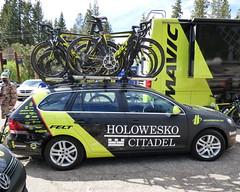 Holowesko / Citadel Team Car (leev13tourofcal2012) Tags: california lake car team tour 5 citadel stage tahoe amgen lodi 2016 holowesko