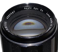 Super Taklumar 105mm,006 (Ebanator) Tags: asahi pentax m42 telephotolens asahipentax screwmount supertakumar 105mmf28 10528 portraitlens