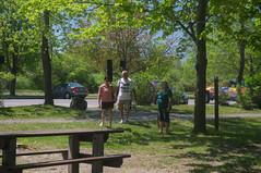 BBQ at Vincent Macey Park, Ottawa 2015 (lezumbalaberenjena) Tags: park parque ontario canada river back ottawa vincent bbq barbecue parc rideau hogs 2016 masey