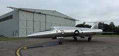 Bristol Type 188 (clackzuk) Tags: bristol 188 cosford 2016 xf926 flamingpencil supersonic