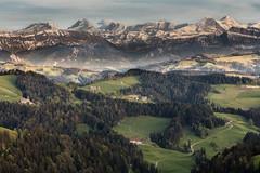 Behind the Emmental (Role Bigler) Tags: mountains alps nature landscape schweiz switzerland suisse natur berge alpen landschaft eiger emmental bernesealps berneralpen breathtakinglandscapes canoneos5dsr ef4070200isusml
