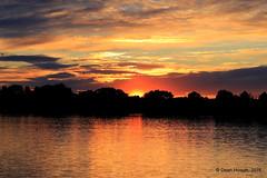 First Day of Summer Sunset-A98I1523 (CdnAvSpotter) Tags: sunset sun nature river landscape island ottawa petrie
