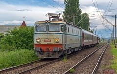40-0848-8 RO SNTFC (Vlady 29) Tags: railroad electric train power engine rail railway zug le romania locomotive passenger ea cluj napoca craiova cfr regio pantograph asea calatori electroputere 5100kw