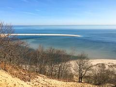 Sunken Meadow beach spit into Long Island Sound (Matt McGrath Photography) Tags: newyork unitedstates spit longisland northshore kingspark longislandsound sunkenmeadowstatepark