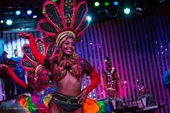 Cabaret Parisien, Havana, Cuba (Catherine Gidzinska and Simon Gidzinski/grainconno) Tags: 2016 cabaretparisien cuba gadventures havana holidays lahabana parisien travel artist cabaret dancing entertainment music people show singing