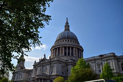 St. Pauls Cathedral (Weekend Wayfarers) Tags: city uk greatbritain travel travelling church architecture travels europe cityscape cathedral unitedkingdom exploring travellers cities cityscapes churches cathedrals stpaul travellings wanderlust adventure explore dome traveling stpaulscathedral baroque saintpaul domes saintpaulscathedral travelers travelblog saintpauls travelphotography travelphotographer travelblogs travelblogger travelings travelbloggers travelphotographers travelblogging weekendwayfarers