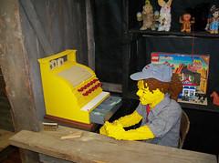 OH Bellaire - Toy & Plastic Brick Museum 97 (scottamus) Tags: ohio sculpture statue lego display exhibit roadside bellaire attraction belmontcounty toyplasticbrickmuseum