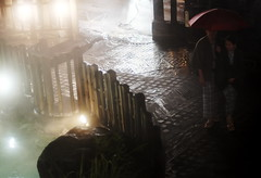 ai-ai gasa (N.sino) Tags: hotspring  kusatsu rainynight  xt1   nokton50mmf11 shareanumbrella