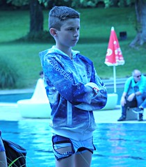King of the pool (Cavabienmerci) Tags: boy sports boys sport race children schweiz switzerland kid  child suisse running run course runners pied runner triathlon laufen winterthur triathlete 2016 lufer lauf triathletes winterthour schlertriathlon