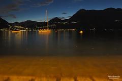 Lago di Como all'imbrunire (Fabio Bianchi 83) Tags: comolake lagodicomo lario lago lake italia italy insubria lombardia lombardy