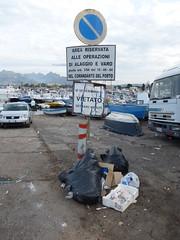 Anche questa  Sicilia (sangiovese) Tags: sicily mll sicilia divieto verbot sizilien immondizia ablagern
