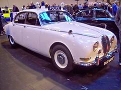 173 Jaguar S Type 3.4ltr. (1968) - Police (robertknight16) Tags: police british jaguar 1960s lyons mkii sweeney stype nec2013 suu486f