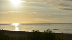 Timelapse on Vlieland (Reitse Eskens) Tags: sunset sea timelapse vlieland nikon dunes northsea d750