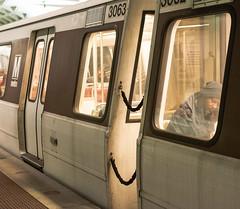 3062 (mattchez) Tags: city people urban public train subway 50mm washingtondc moving dc nikon waiting metro citylife rail places railcar transit commute passenger nikkor rider d800 transitsystem f14g