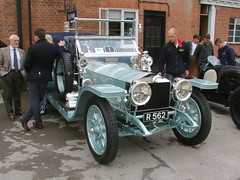 "1909 Rolls Royce Silver Ghost ""The Silver Dawn"" (RoyCCCCC) Tags: rollsroyce brooklands doubletwelve"