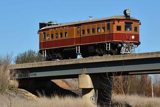 Rail Motor CPH 27