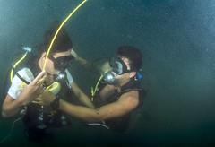 160609-N-ON977-281 (U.S. Pacific Fleet) Tags: underwater diving vietnam eod humanitarian vn eodmu5 fleetcombatcamerapacific vietnampeoplesnavy ctf75 mc3alfredacoffield vietnamhma