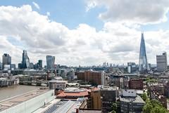Viewing Level (jonnydredge) Tags: london skyline architecture nikon tatemodern galleries shard switchhouse moderneccentrics