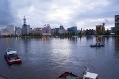 (naoknd) Tags: river boat