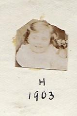 Hymela 1903 (Bury Gardener) Tags: uk blackandwhite bw wales vintage oldies 1900s