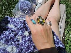 DSCN3469 (zreekee) Tags: crochet saskatchewan craftselfie sparkledoomdesigns