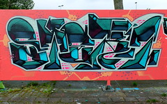 Graffiti Couwenhoek (oerendhard1) Tags: urban streetart art graffiti rotterdam stern couwenhoek