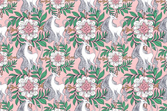 unicorn-pattern-web (apolinarias) Tags: art pattern unicorn seamless